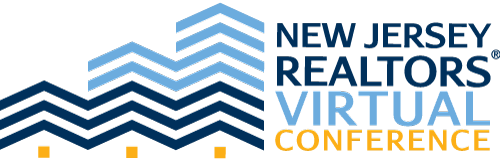 NJ REALTORS® Virtual Conference Logo